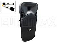 Музыкальная колонка с радио и с микрофоном 1502-AK