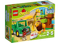 LEGO Duplo (10802) Вокруг света Африка