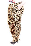 Стильные брюки женские батал Фиеста (54-64), фото 1