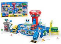 Детская парковка автобус Тайо XZ-604