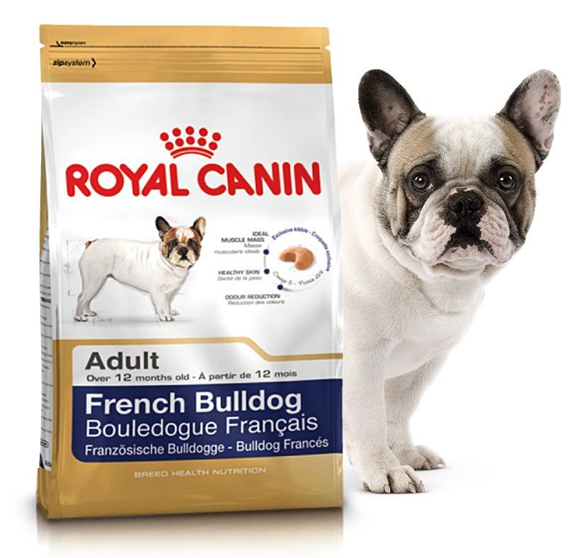 Корм royal canin для бульдогов