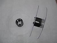Катушка для мерных материалов : тесьма, ленты, шнуры.  (диаметр 121 мм диаметр катушки 35 мм ширина 22 мм)