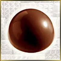 """Форма для конфет поликарбонат""""полусфера"""" (код 04988)"""