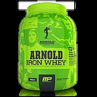 Протеин Muscle Pharm Arnold Series Iron Whey (680 g)
