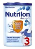 Молочная смесь Nutrilon 3 (Нутрилон) 800 г