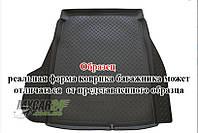 Норпласт Коврики в багажное отделение для Chevrolet Orlando 2011 5 мест полиуретановые