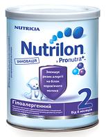 Молочная смесь Nutrilon 2 Гипоаллергенный (Нутрилон) 400 г