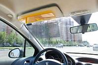 Козырек для автомобиля День и Ночь HD VISION VISOR. Антибликовый солнцезащитный козырек