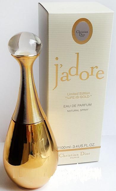 Женский парфюм Jadore Life is Gold La vie est en Or (чувственный ...