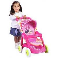 Коляска прогулочная для куклы Minnie Mouse Smoby 510133