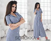 Платье рубашка женская, фото 1
