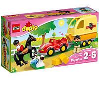 LEGO Duplo (10807) Трейлер для лошадок