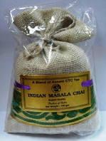 Масала чай, Indian Masala Chai, 100г в мешочке – черный чай со специями