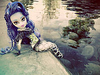 Кукла Монстер Хай Сирена Вон Бу Monster High Freaky Fusion Sirena von Boo Doll