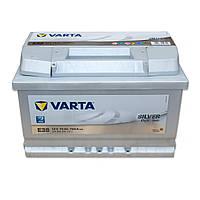 Акумулятор VARTA Silver 74ah/12v