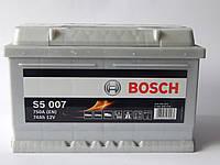 Акумулятор BOSCH S5 74ah/12v