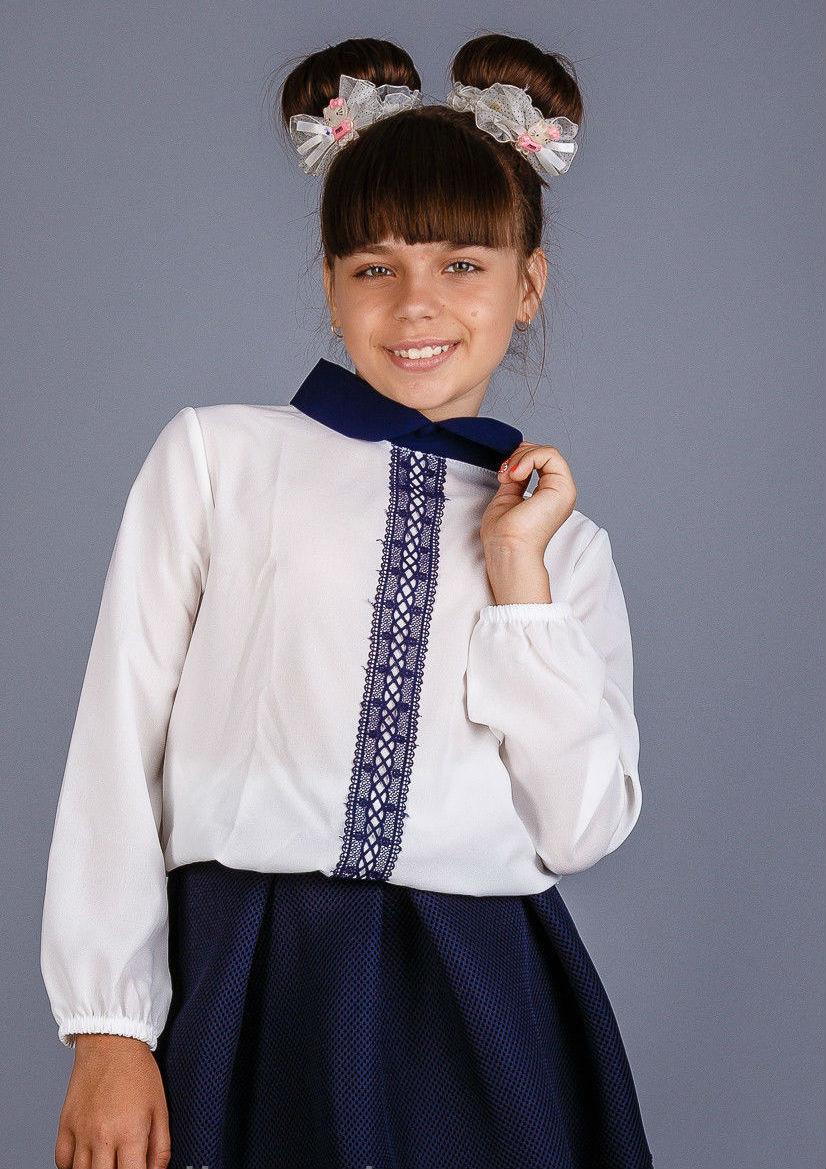 Блузка Детская Школьная Казань