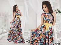 Платье в пол, фото 1