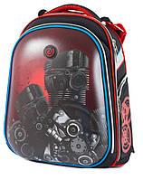 Рюкзак ортопедический, ранец для мальчика Class Чехия Techno 9632
