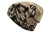 Качественная вязаная шапочка