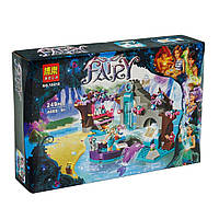"""Конструктор Bela Fairy(аналог Lego Elves) """"Спа-салон Наиды"""" арт. 10410"""