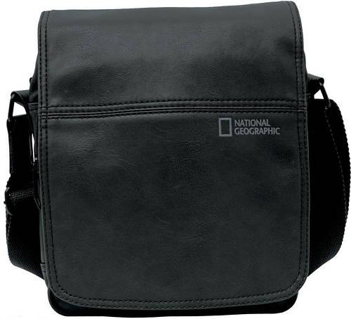 Наплечная городская сумка NATIONAL GEOGRAPHIC 00803;06, черная