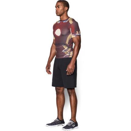 Under Armour - Компрессионный топ Transform Yourself Iron Man - картинка 4