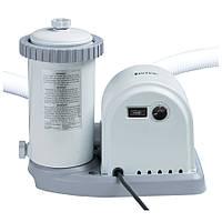 Насос для бассейна с песчаным фильтром Intex 56636, 5678 л/час, автоматический таймер 220-240 В