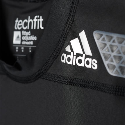 Adidas Techfit Power Short Sleeve Tee (SS16) - картинка 6