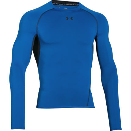 Under Armour Heatgear Armour LS Compression Tee (SS16) - картинка 1