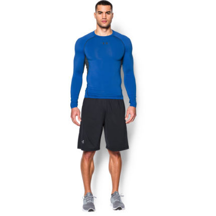 Under Armour Heatgear Armour LS Compression Tee (SS16) - картинка 3