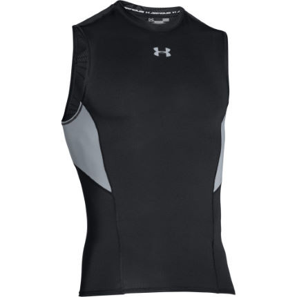 Under Armour HeatGear Coolswitch Comp Sleeveless Tee (SS16) - картинка 1