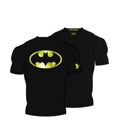 Under Armour - Компрессионная футболка Batman 2.0 - картинка 1
