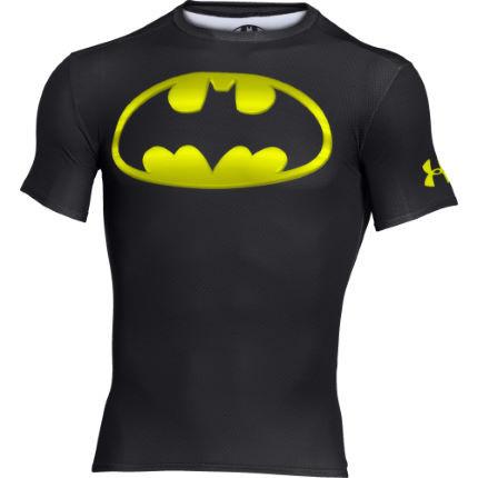 Under Armour - Компрессионная футболка Batman 2.0 - картинка 2