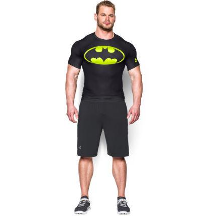 Under Armour - Компрессионная футболка Batman 2.0 - картинка 5