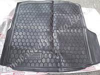 Коврик в багажник SKODA Octavia A7 с 2013 г. лифтбэк (без бокса усилит.) (Avto-gumm)