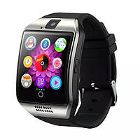 Умные смарт часы SmartWatch Q18 Silver