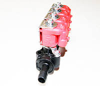 Газовые форсунки Valtek type 30, 4 цилиндра, 3 Ом, с штуцерами в коллектор c жиклёрами в планку