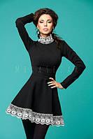 Платье Гипюр ворот. Брендовая одежда интернет магазин