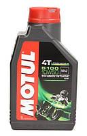 Масло моторное Motul 5100 4T 10W-50 1л