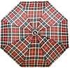 Женский практичный зонт-механика из полиэстера Susino 3402-11, разноцветный
