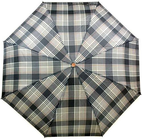 Женский удобный зонт-механика из полиэстера Susino 3402-12, разноцветный