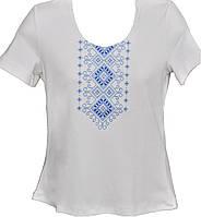 ВФ-001. Жіноча футболка вишиванка