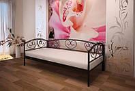 Кровать металлическая Darina lux (ТМ Метакам)