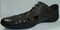 Сандалии мужские кожаные Welfare 422382