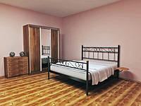 Кровать металлическая Эсмеральда (ТМ Метакам)