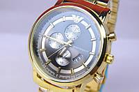 Мужские наручные часы EMPORIO ARMANI Gold календарь