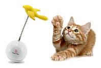 PetSafe (ПетСейф) FroliCat Chatter Фроликет Птичка интерактивная игрушка-неваляшка для кошек