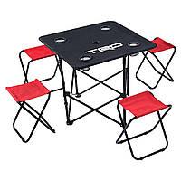Набор для пикника: столик и стулья Toyota Tailgate Table