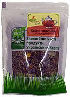 "Чай травяной Еко стандарти Карпат ''Квіти полонин"" 75г."
